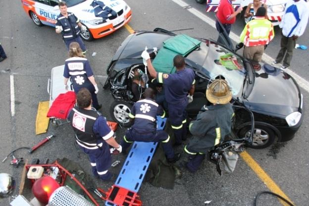 Paramedics from