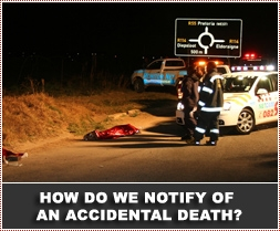How do we notify a beloved of a fatal accident road safety how do we notify a beloved of a fatal accident negle Choice Image