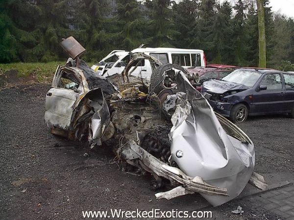 Car Crash  Mph