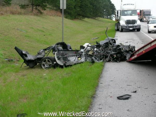 Photos of 10 Worst High Speed Crashes | Road Safety & Arrive