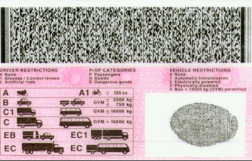 Image result for sa license