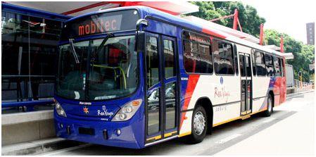 Rea Vaya Buses