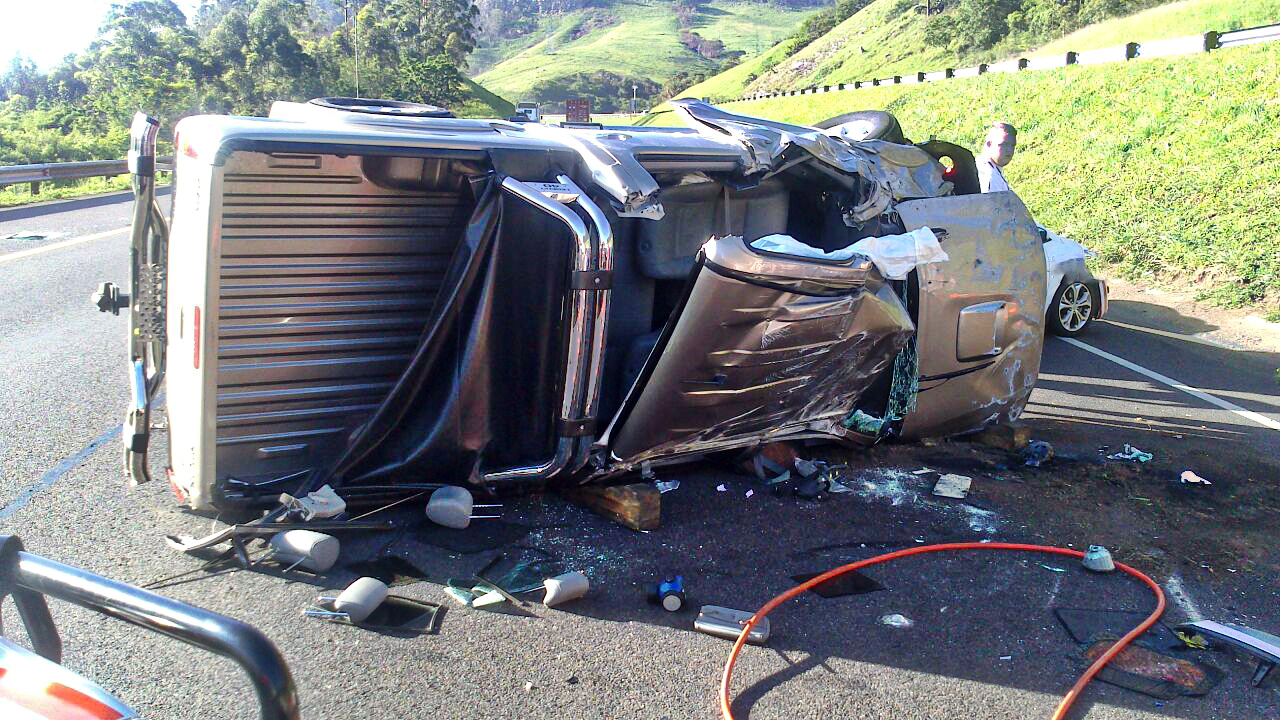 N3 Marianhill accident leaves three injured – child