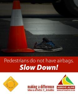 pedestrian tweet airbag