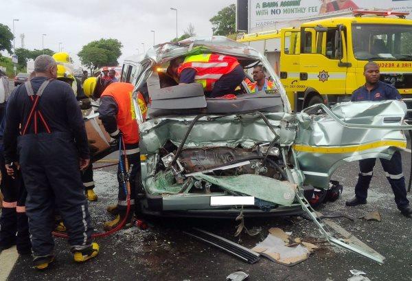 23 kids hurt in Umlazi taxi crash