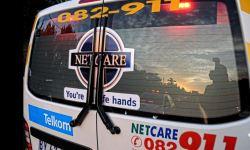 Netcare 911 ambulance