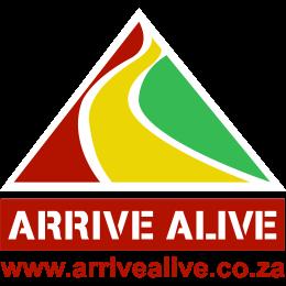 www.arrivealive.co.za