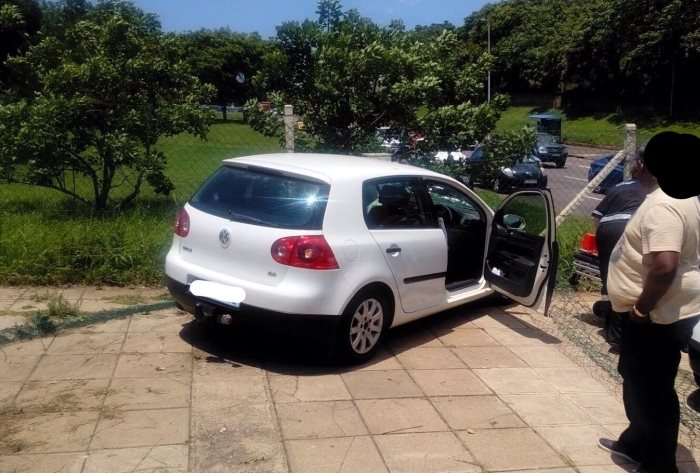 Stamford Hill Durban crash leaves one person injured
