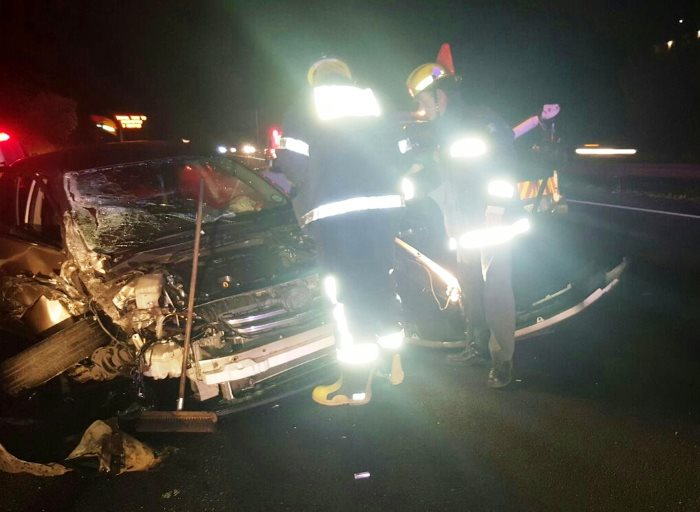 4-year old girl killed and 9 others injured in N2 South crash (1)