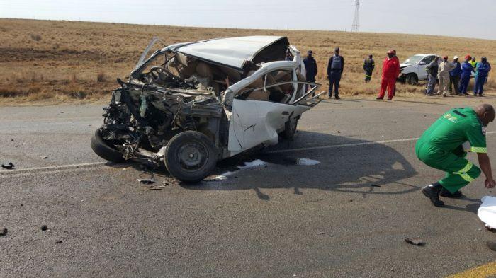 Three killed, several injured after head-on collision, Bethlehem.