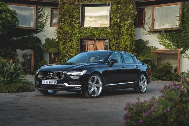 New Volvo S90 makes South African debut | Road Safety & Arrive Alive Blog