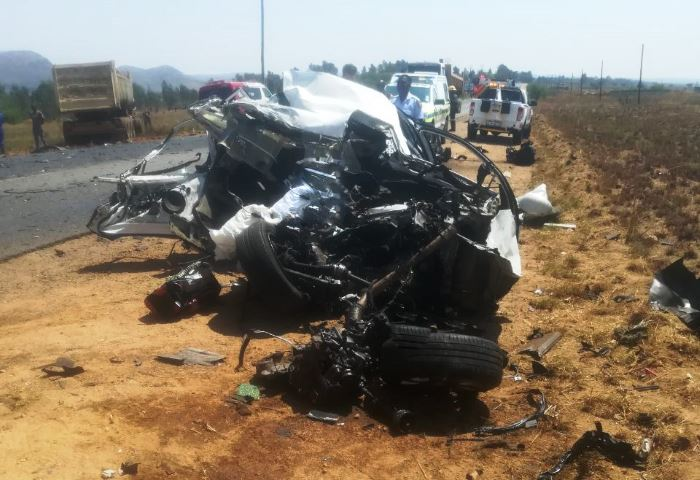 M5 (Beyers Naude) closed following fatal collision near Muldersdrift (2)